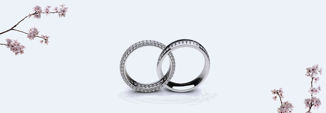 Buy Diamond Engagement Wedding Rings Bracelets & Pendants line
