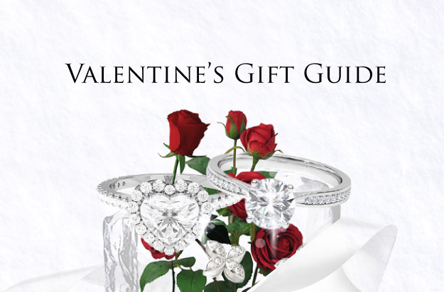 Valentine's Day Diamond Jewellery Gift Guide