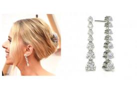 How to Style Diamond Earrings