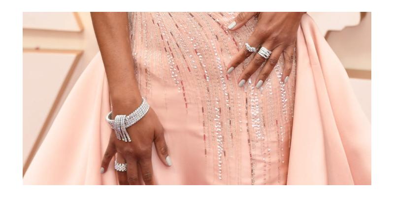Diamond Jewellery - Oscar 2020