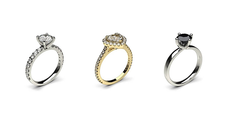 How To Wear Engagement Wedding And Eternity Rings Diamonds Factory