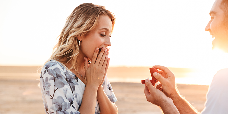 Debunking the Engagement Ring Traditions