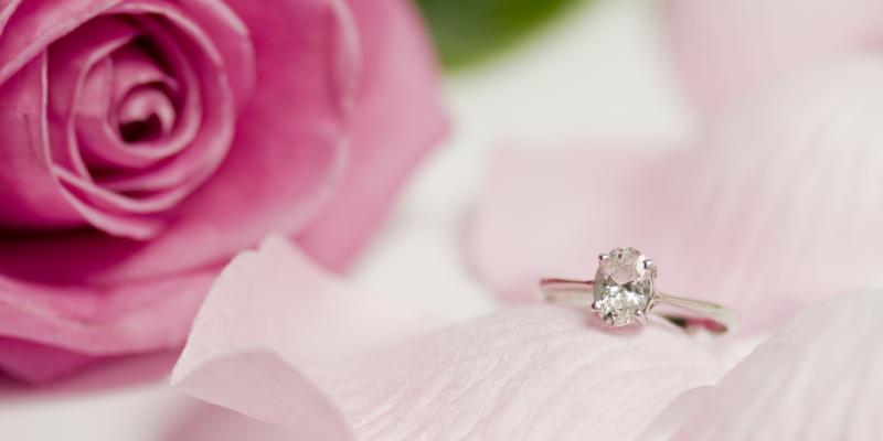 10 Beautiful Diamond Rings for Inspiration