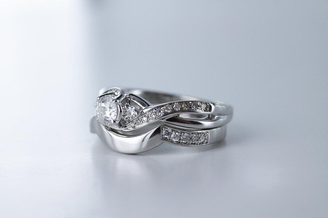 Bespoke Wedding Ring