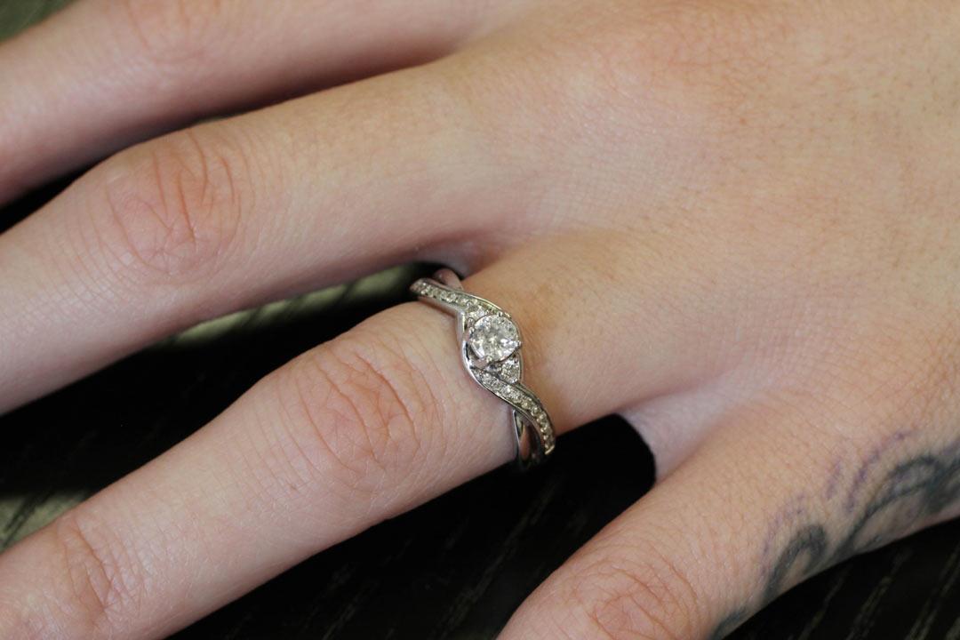 kirsty bennett Wedding Ring
