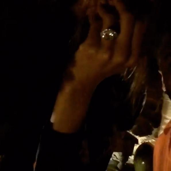 Ciara's Engagement Rings