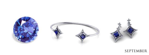 September - Sapphires