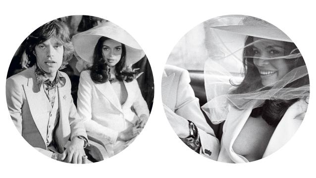 Bianca Macias and Mick Jagger Wedding