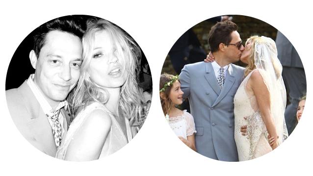 Kate Moss and Jamie Hince Wedding