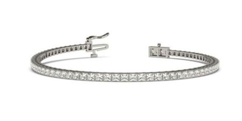 single row tennis bracelet