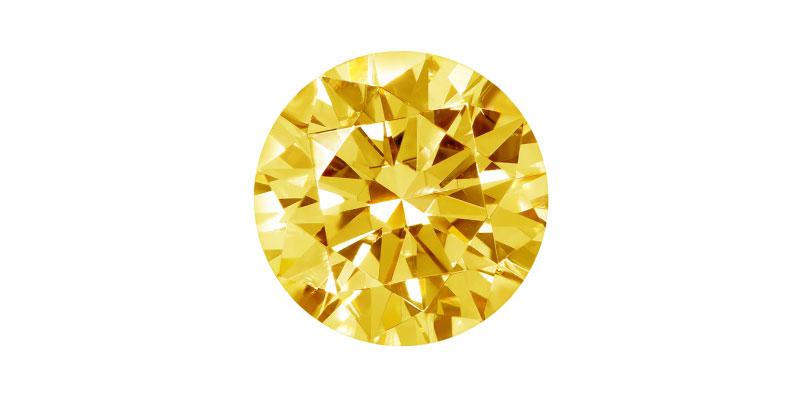 yellow diamond meaning