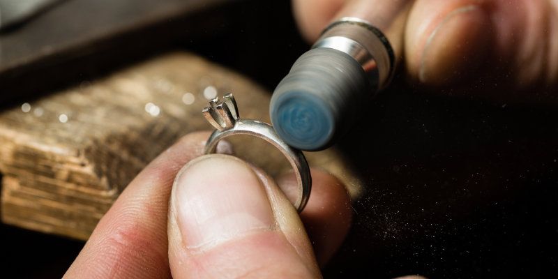 polishing rings