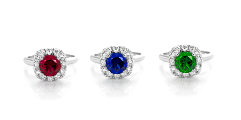 6 Types of Precious Stones for Engagement Rings