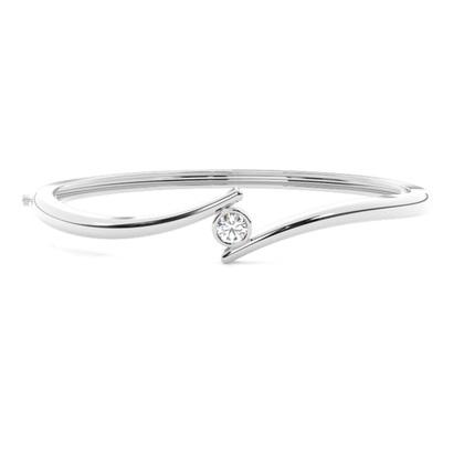 Platinum Bangles Bracelets