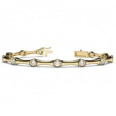 Or Jaune Bracelets Tendances