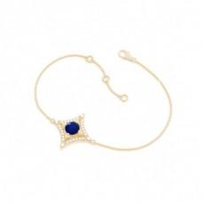 Or Jaune Bracelet