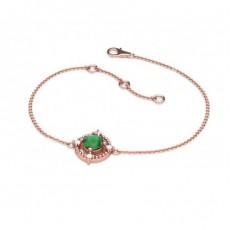 Rose Gold Delicate Bracelet