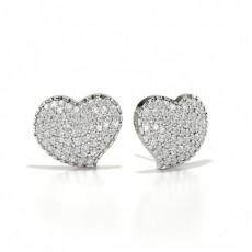 Brilliant Versandbereite Diamant Ohrringe