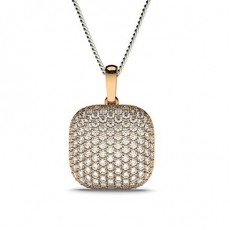 Rose Gold Designer Pendants