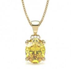 Yellow Gold Pendants