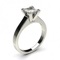 4 Prong Setting Medium Engagement Ring - CLRN11_02