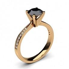 Rotgold Verlobungsringe