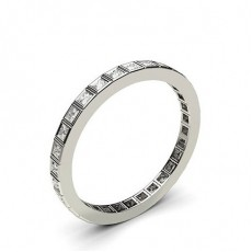 Full Bezel Setting Full Eternity Diamond Ring - CLRN40_03
