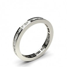 Channel Setting Full Eternity Diamond Ring - CLRN41_08