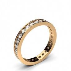 Eternity Diamant Ring in einer Pavefassung - CLRN44_01