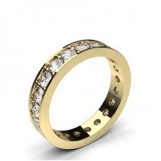 Alliance tour complet diamant rond serti pavé - HG0570_40