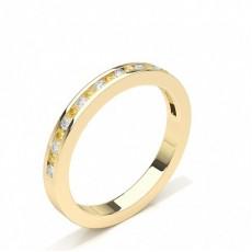 Gelbgold Gelber Diamant Ringe