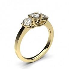 Drei Diamanten in einer Krappenfassung - CLRN339_01
