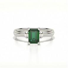 Smaragd Smaragd Verlobungsringe