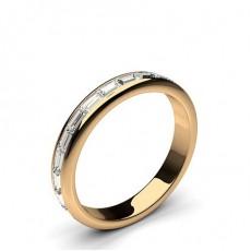 Channel Setting Full Eternity Diamond Ring - HG0584_45