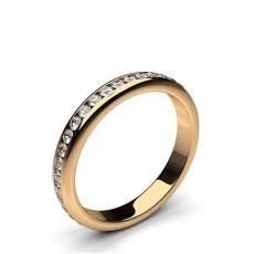 3.30mm Eternity Diamant Ring in einer Kanalfassung - CLRN451_04