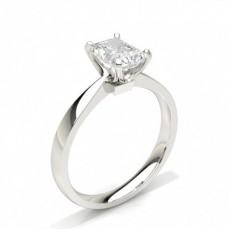 Radiant Bague solitaire diamant