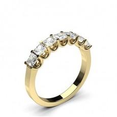 Gelbgold 7 Diamanten