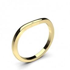Yellow Gold Women's Wedding Bands