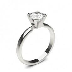 Diamantenring in einer Krappenfassung - CLRN1365_01