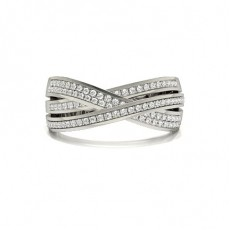 Platinum Everyday Diamond Rings