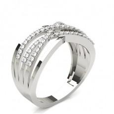 Brilliant Moderne Diamantringe