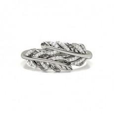 Silver Everyday Diamond Rings