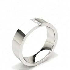Women's Princess Diamond Wedding Rings