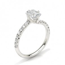 Radiant Diamond Engagement Rings