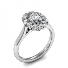 Bague illusion diamant oval/rond serti griffes - HMTR307_01