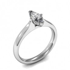 Diamant Verlobungsring in einer Krappenfassung  - HMSR814_01