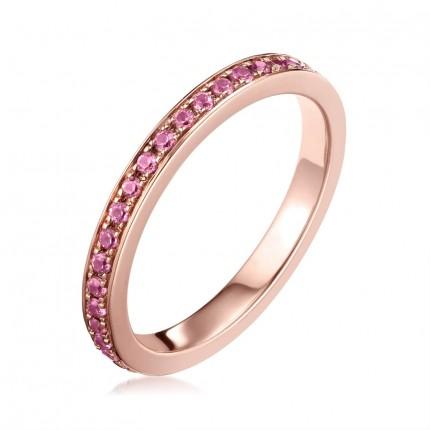 Sacet Ornate Full Eternity Ring - BLDR04_RV
